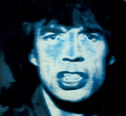 Mick Jagger in 'State of Shock'
